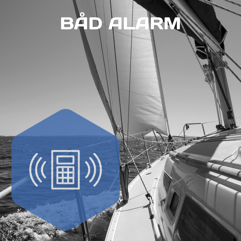Båd alarm