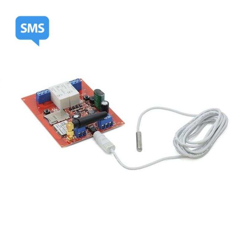 Moderigtigt GSM styring med 2 relæer UE86
