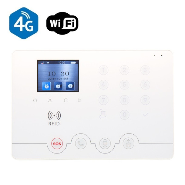 4G SMART ALARM alarmpanel