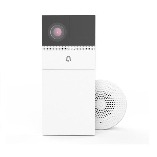 WiFi Dørklokke m/kamera 2MP