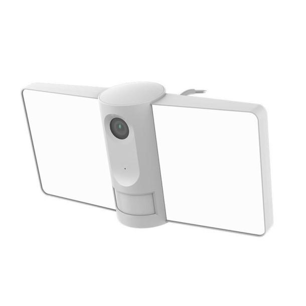 WiFi Kamera m/spot 2MP Udendørs