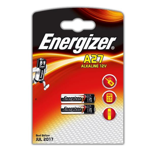 27A batterier 2-pak