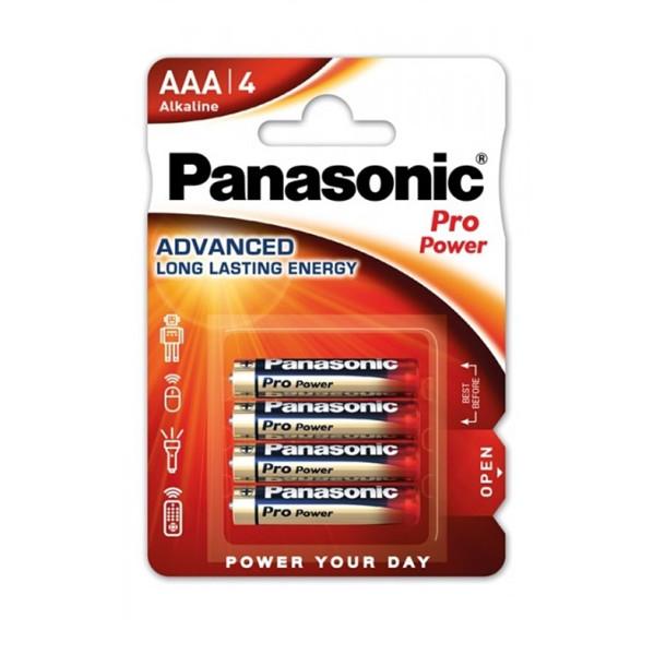 AAA batterier 4-pak