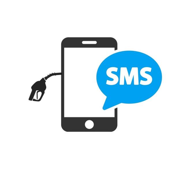 SMS optankning 200 SMS'er - Gsm-teknik.dk
