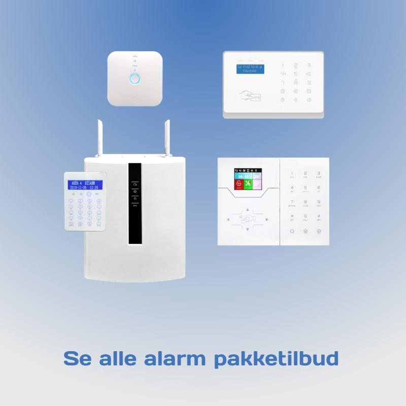 Alarm rabatpakker