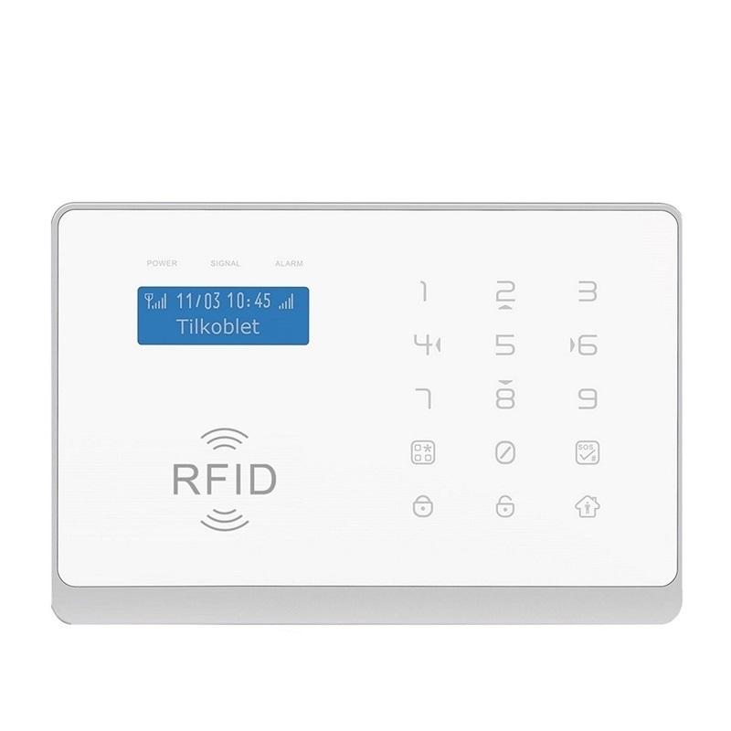 WiFi Deluxe Plus alarmer