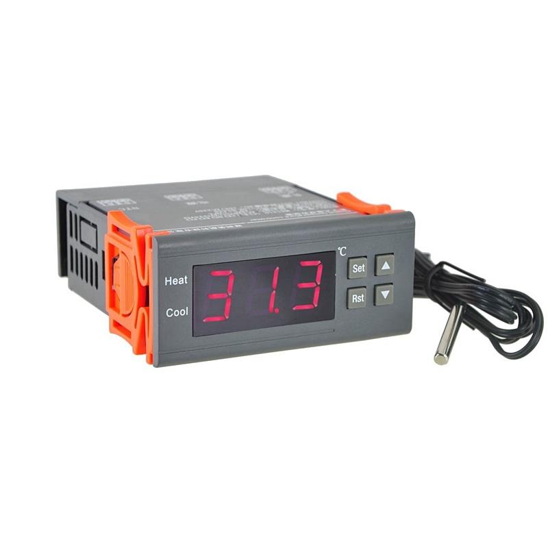 Opdateret Termostat til alarmer GF91